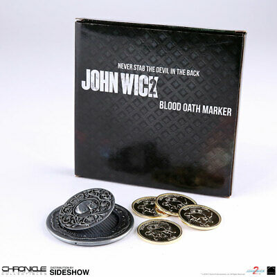 John Wick 2 Blood Oath 1/1 Marker Set Officially Licensed