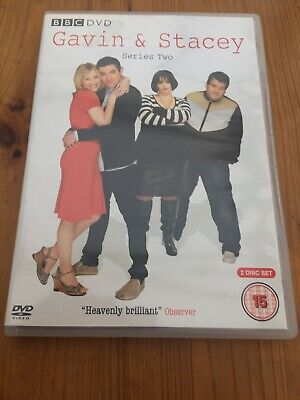 Gavin and Stacey - Series 2 (DVD, 2008, 2-Disc Set)