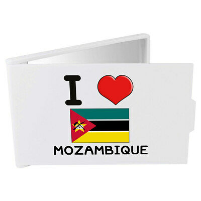 'I Love Mozambique' Compact / Travel / Pocket Makeup Mirror (CM00000315)