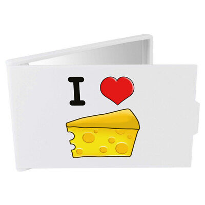 'I Love Cheese' Compact / Travel / Pocket Makeup Mirror (CM00000264)