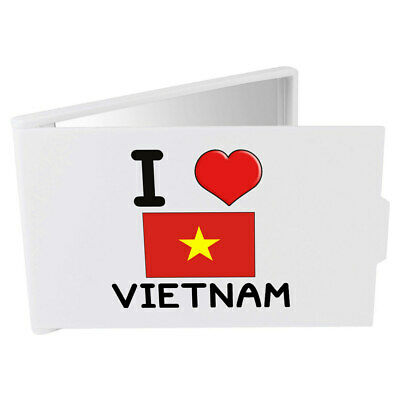 'I Love Vietnam' Compact / Travel / Pocket Makeup Mirror (CM00000148)