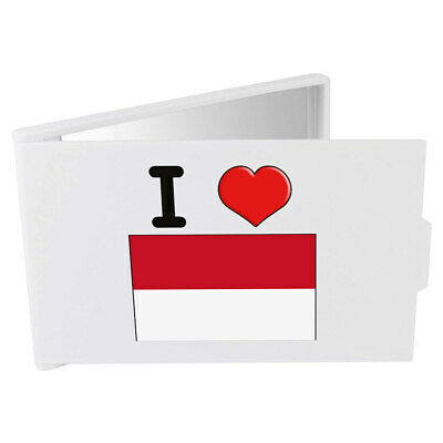 'I Love Indonesia' Compact / Travel / Pocket Makeup Mirror (CM00000173)