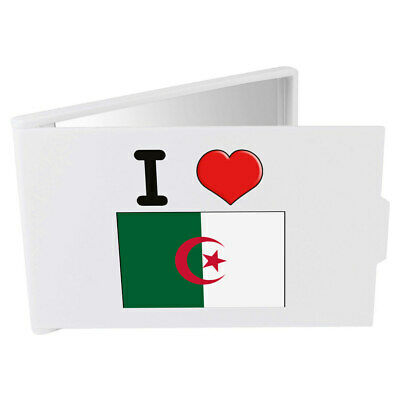 'I Love Algeria' Compact / Travel / Pocket Makeup Mirror (CM00000261)