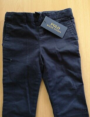 BNWT Ralph Lauren Girls Trousers Size 4 Years