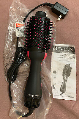 *NEW NO BOX* Revlon Pro Collection Salon One-Step Hair Dryer and Volumizer