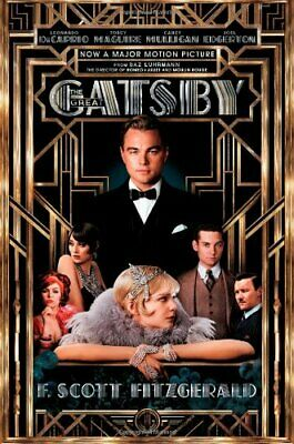 GREAT GATSBY By F. Scott Fitzgerald **BRAND NEW**