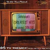 Television's Greatest Hits, Vol. 5: In Living Color,  Soundtrack
