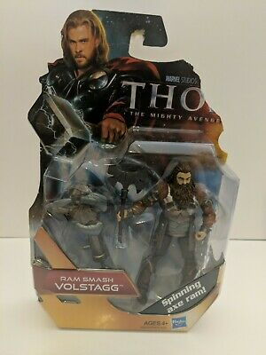 Marvel Thor The Mighty Avenger Ram Smash Volstagg sealed moc 10