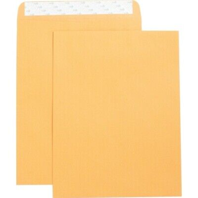 "Business Source Self Adhesive Kraft Catalog Envelopes - Catalog - 10"" Width x"