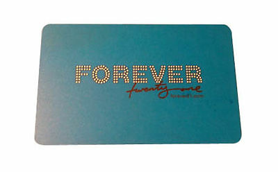 $200 Forever 21 Gift Card -Email Delivery -Free Shipping