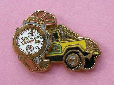 pin's MONTRE CAMEL variante 1 - rallye , tabac