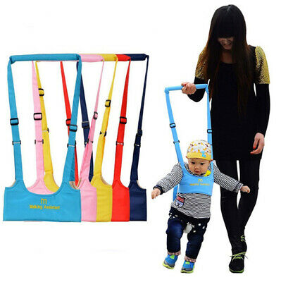 Baby Kids Walk Assistant Toddler Infant Carry Walking Belt Safety Harness Strap