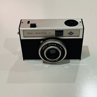 Agfa ISO-Rapid C Film Camera
