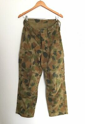 Auscam Pants 80R Military Army Surplus Australian Outdoors Camping Camouflage