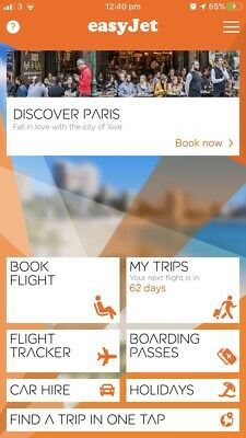 EasyJet Flights - Manchester-Alicante  21 DEC -28 DEC