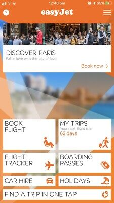 EasyJet Flights *Manchester Alicante * 21 DEC -28 DEC