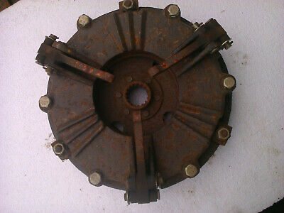 """9"""" Clutch To Fit Siromer /Jinma Chinese Compact Tractor Clearance Sale."""