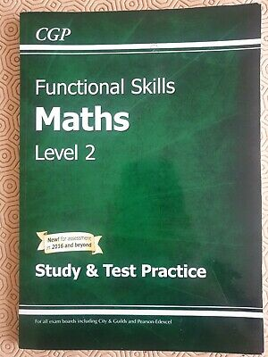 CGP Functional Skills  Maths Level 2