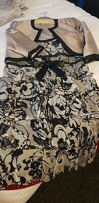 mother of the bride outfit size 18 condici