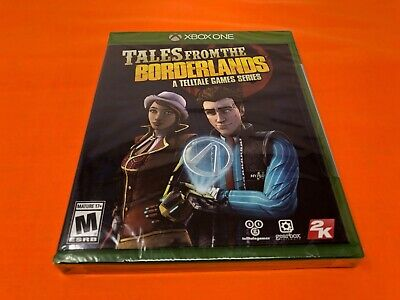 Xbox One Tales From The Borderlands Telltale Games Series Game Brand New Sealed