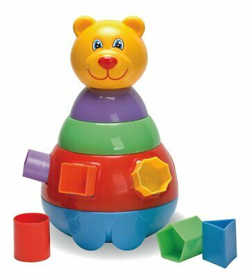 Fun Time Teddy The Bear Shape Sorter