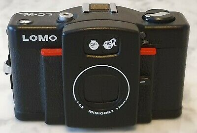 Lomo LC-Wide 35mm Film Camera