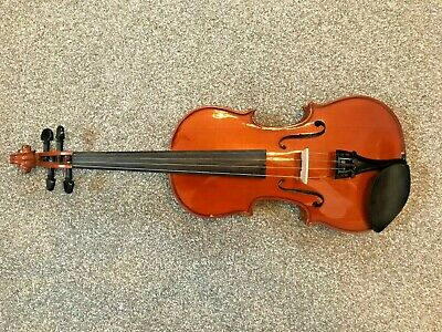 VIOLIN 3/4 size with case, Stringers of Edinburgh and London