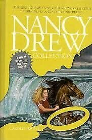 NANCY DREW COLLECTION By Carolyn Keene - Hardcover **Mint Condition**