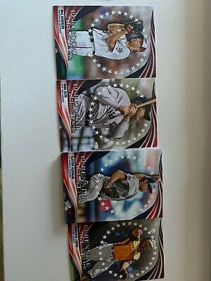 2019 Topps Update Perennial All-Stars Insert Pick your Card