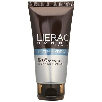 LIERAC HOMME ULTRA HYDRATANT BAUME RECONFORTANT Free shipping international