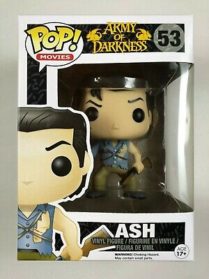Funko POP Movies - ASH - Army of Darkness - NEW # 53