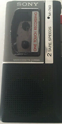 Sony One Touch Recorder
