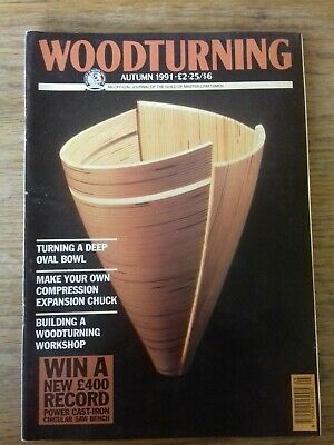 Woodturning Magazine The Woodturner Issue No 5 - Autumn 1991