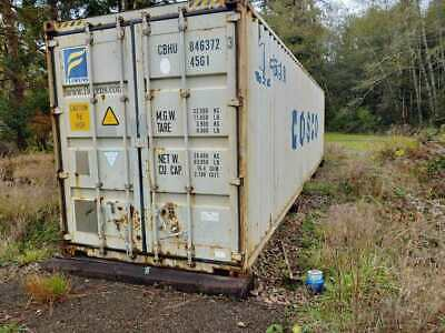 40ft High cube shipping container - Rosburg, WA 98643