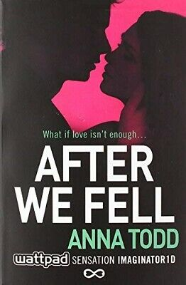 After We Fell (The After Series) - New Book Todd, Anna