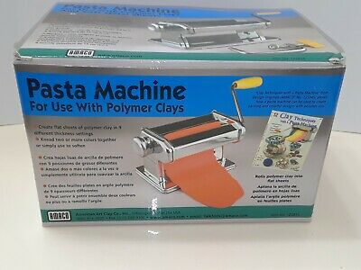 Amaco Craft Pasta Machine For Polymer Clay- Brand  New