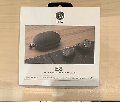 B&O Play by Bang & Olufsen Beoplay E8 Truly Wireless Earphone Charcoal Sand