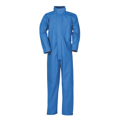 Sieon Flexothane 4964 Montreal Classic Breathable Coverall Royal Blue size L