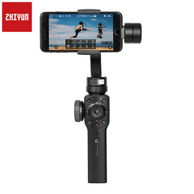 ZHIYUN Official Smooth 4 3-Axis Gimbal Stabilizer For Mobile Phone Cameras