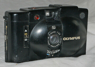 Olympus XA2 35mm Compact Camera With 35mm f3.5 Lens