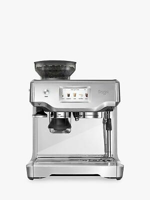 Sage The Barista Touch Espresso Coffee Machine SES880 In Brushed Stainless Steel