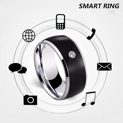Android Phone Equipment NFC Finger Ring Intelligent Wearable Connect Smart