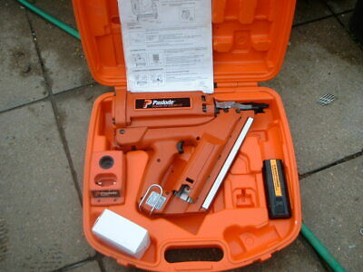 Paslode Impulse Im350 First Fix Gas Nail Gun Fully Cleaned And Serviced