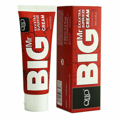 Herbal Big Dick Penis Enlargement Cream50 ml Increase Xxl Size for man