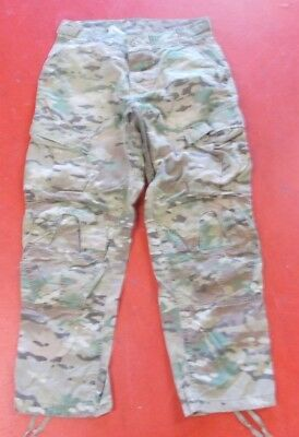 Us Army Multi-Cam  Army Combat Pants Crye Precision Knee Pads Slots Small Reg