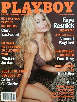 Playboy Magazine March 1997 Mens Vintage Adult Glamour FREE POST