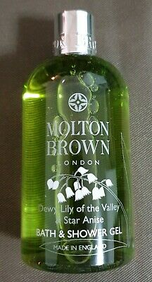 Molton Brown Dewy Lily of the Valley Star Anise Bath Shower Gel Body Wash 300ml