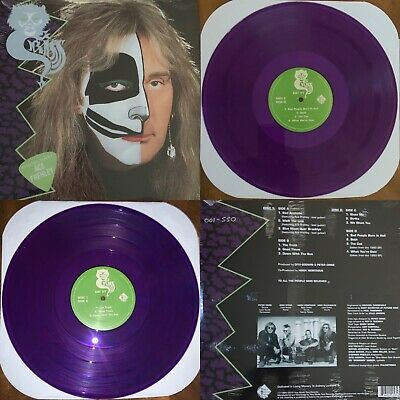Kiss ,Peter Criss 25th Anniversary 2 LP Cat 1 Vinyl   Number 519  Of 550 Made.