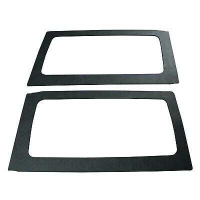050165 Design Engineering 050165 Sound Deadening Side Window Trim Kit
