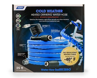 22922 Heated Drinking Water Hose 40 25'